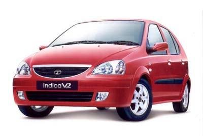 Tata Indica V2 (kliknij) /INTERIA.PL