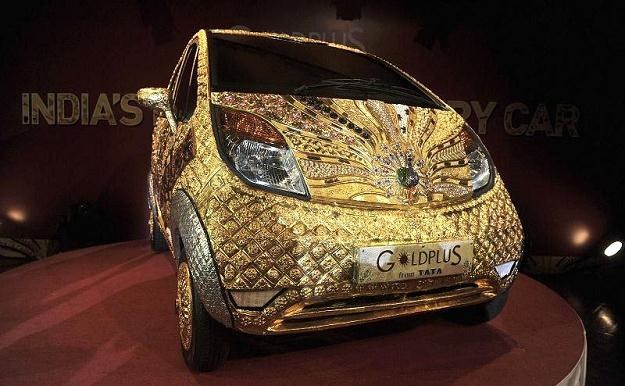 Tata nano gold plus /AFP