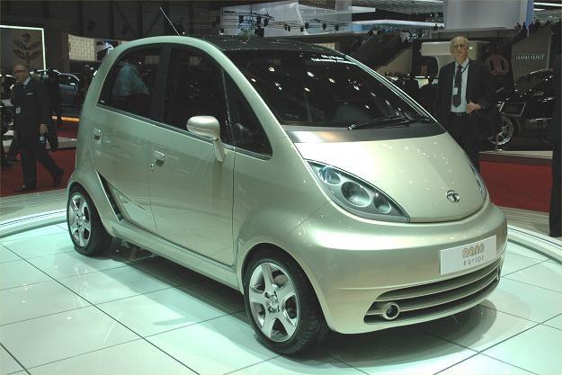 Tata nano, wersja europejska /