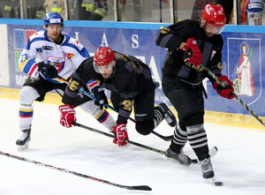 TatrySki Podhale - Comarch Cracovia 1-3 w PHL