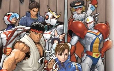 Tatsunoko vs Capcom - motyw z gry /gram.pl