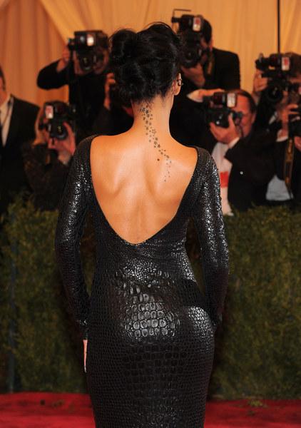 Rihanna ma wytatuowane gwiazdki