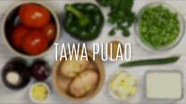 Tawa pulao – indyjski street food w twoim domu!
