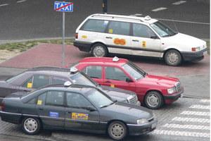 """Taxi, czyli polowanie na """"leszczy"""""""