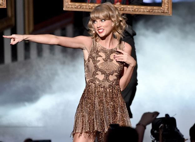 Taylor Swift na scenie - fot. Kevin Winter /Getty Images