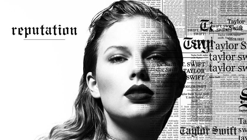 "Taylor Swift ""Reputation"": Rącza Taylor"