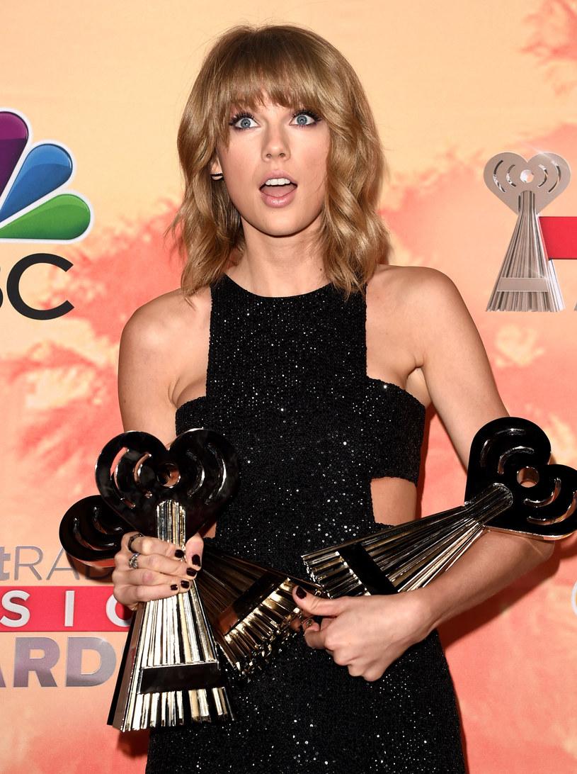 """Taylor Swift wciąż jest na podium listy """"Forbesa"""" /Jason Merritt/TERM /Getty Images"""