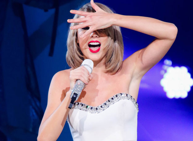 Taylor Swift /Exclusivepix Media /East News