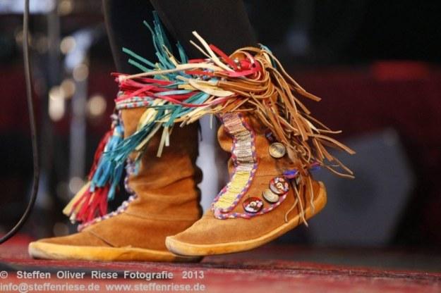 Te buty...  czyli dyktatura czerwonej podeszwy