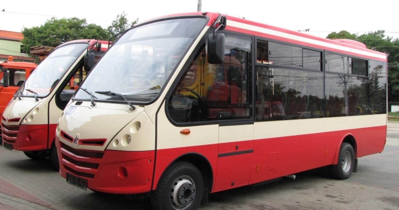 Te minibusy będą jeździć po historycznym centrum Gdańska