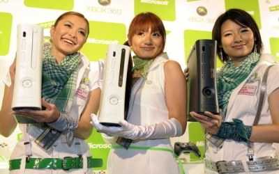 Te panie już zakupiły Xboxa 360 /AFP