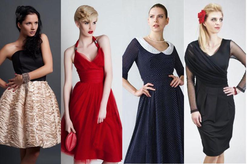 Te sukienki znajdziecie na aukcjach Allegro dla WOŚP /Styl.pl/materiały prasowe