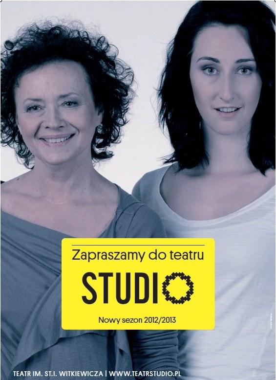 Teatr Studio zaprasza! /materiały prasowe