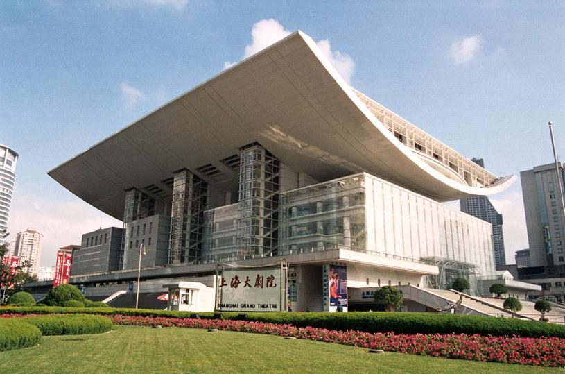Teatr Wielki w Szanghaju /123/RF PICSEL