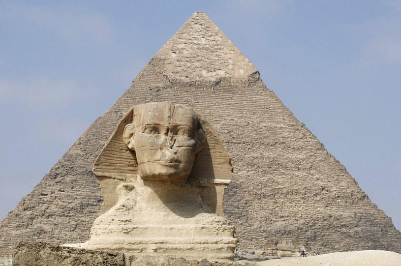 Technnologie pomogły rozwiązać kolejną zagadkę egipskich piramid /AFP