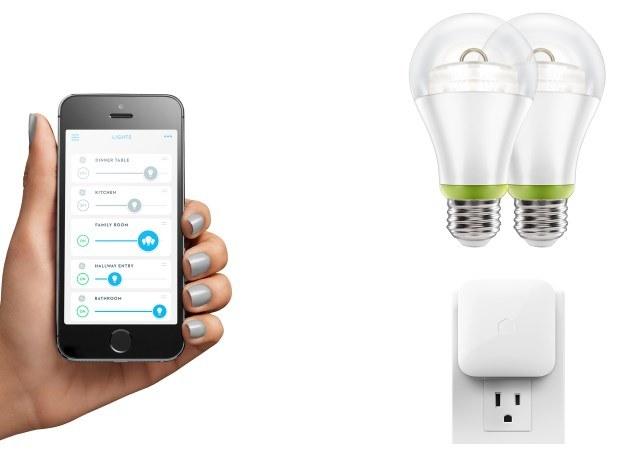 Technologia Link - źródło światła komunikujące się z smartfonem i tabletem /materiały prasowe