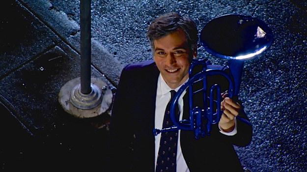 Ted i słynny niebieski róg /CBS /materiały prasowe