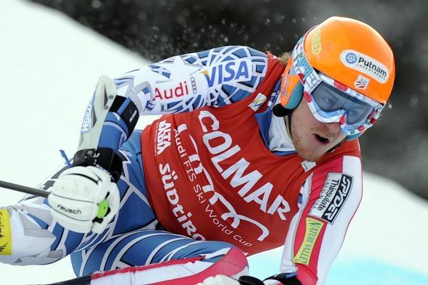 Ted Ligety fantastycznie rozpoczął sezon w Alpejskim Pucharze Świata /AFP