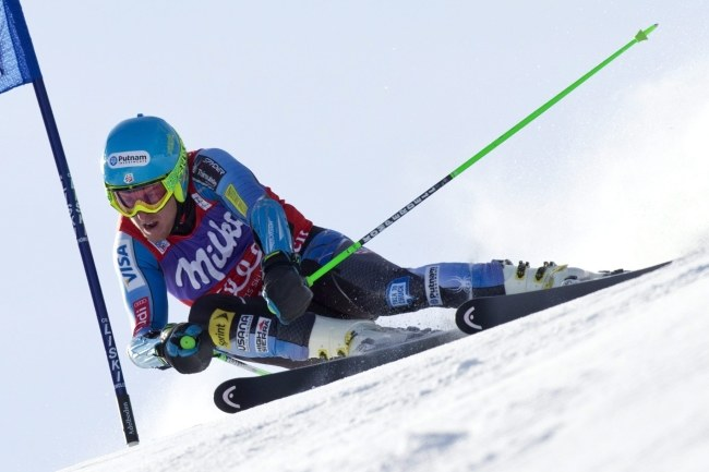 Ted Ligety /PAP/EPA
