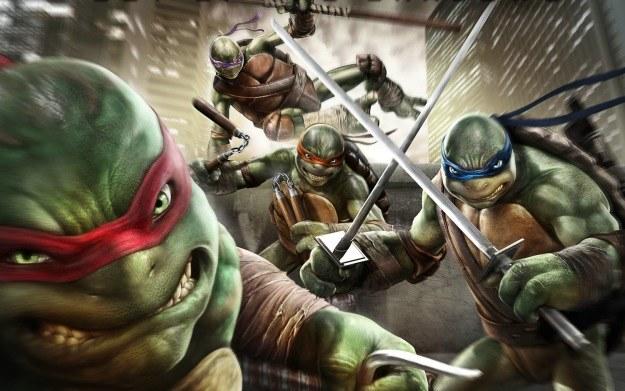 Teenage Mutant Ninja Turtles: Out of the Shadows /materiały prasowe
