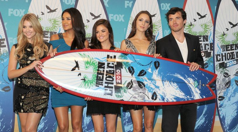 Tegoroczna gala Teen Choice Awards /Jason Merritt /Getty Images/Flash Press Media