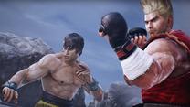 Tekken 7 - zwiastun prezentujący bohaterow gry