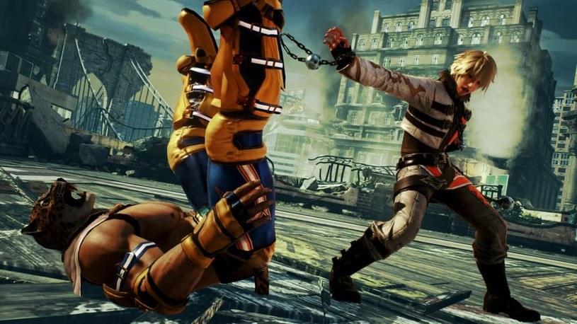 Tekken 7 /materiały prasowe