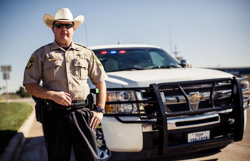 Teksańska policja zaliczyła spektakularną wpadkę /©123RF/PICSEL