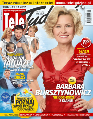 """""""Tele Tydzień"""" nr 28 /fot  /Tele Tydzień"""