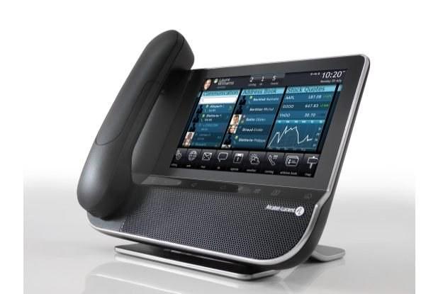Telefon Alcatel-Lucent OmniTouch 8082 My IC /materiały prasowe