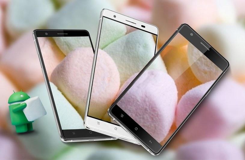 Telefon będzie pracował pod kontrolą systemu Android 6.0 Marshmallow /materiały prasowe