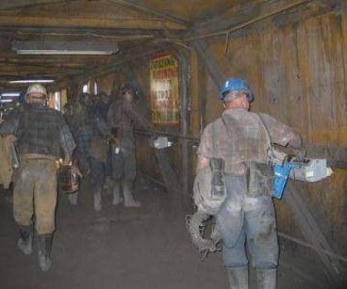 Telefon dla górników