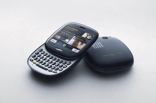 Telefony KIN - kolejna, po Zune, sprzętowa porażka Microsoft /materiały prasowe