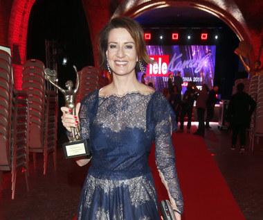 Telekamery 2018: Maja Ostaszewska z nagrodą dla najlepszej aktorki