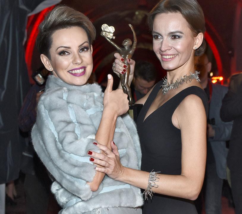 Telekamery gratulowała jej nawet konkurentka z TVN! /- /MWMedia