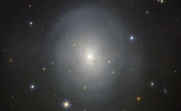Teleskop Hubble'a też zobaczył źródło fal grawitacyjnych