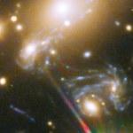 Teleskop Hubble'a zobaczył rekordowo odległą gwiazdę