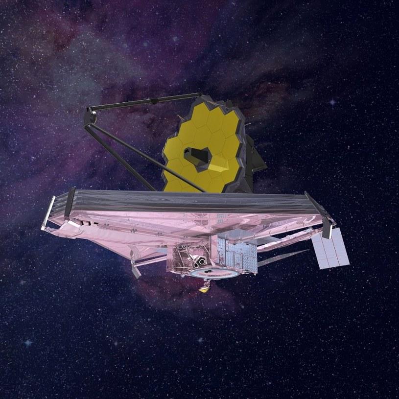 Teleskop JWST /NASA