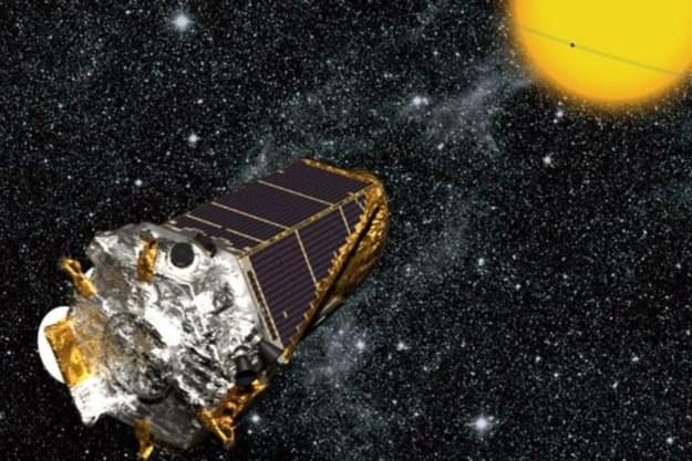 Teleskop Kepler odkrywa kolejne egzoplanety /materiały prasowe