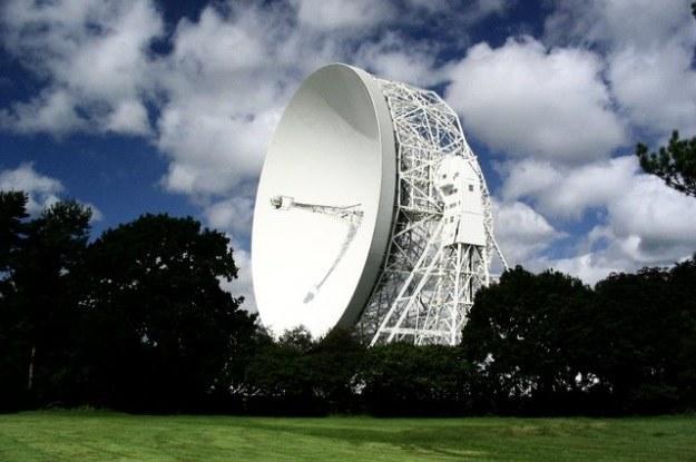 Teleskop Lovella posłuży do prób kontaktu z cywilizacjami pozaziemskimi /materiały prasowe