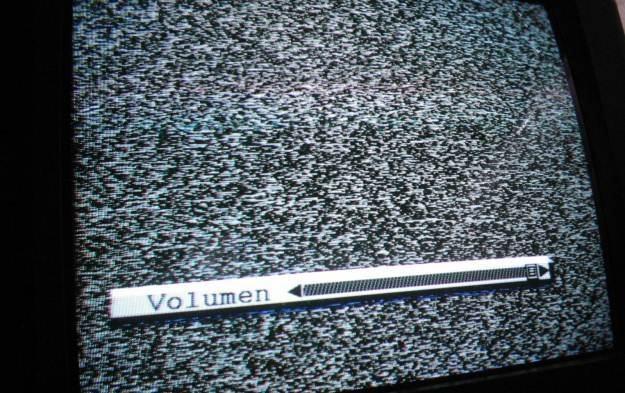 Telewizja analogowa TVP ma pewne problemy    fot. Nestor Carrasco /stock.xchng