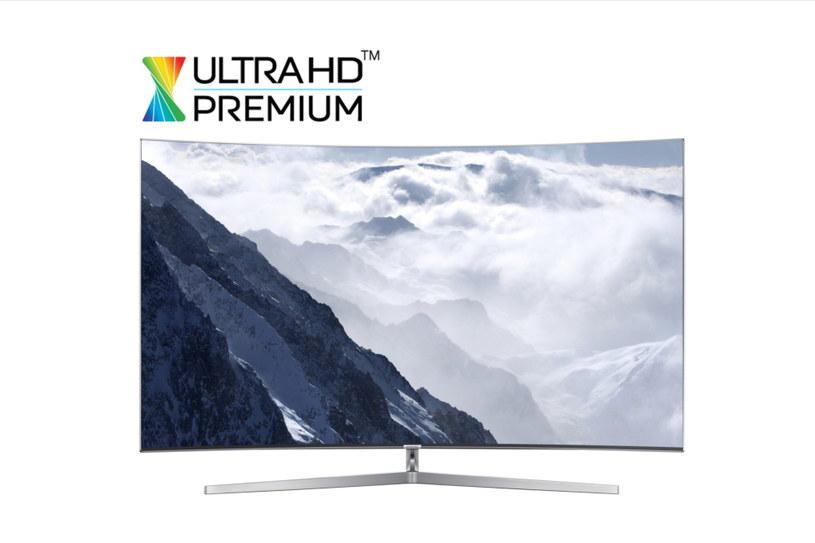 Telewizory Samsung SUHD z certyfikatem UHD Alliance /materiały prasowe