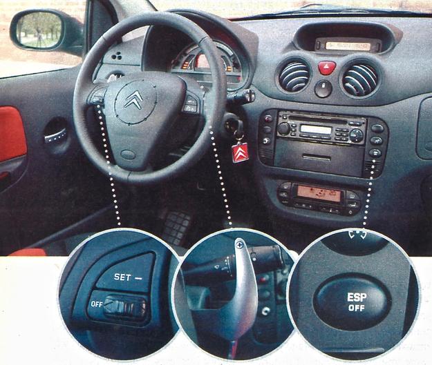 Tempomat i ESP (wyłączalny) są dostępne za dopłatą, natomiast przekładnia SensoDrive należy do obowiązkowego wyposażenia wersji VTR. /Motor
