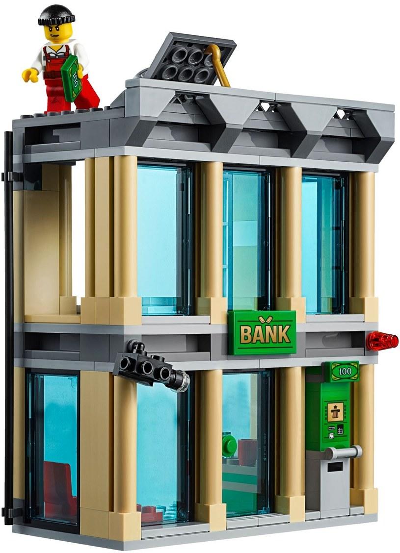 Ten bank niedługo zostanie ograbiony /materiały prasowe