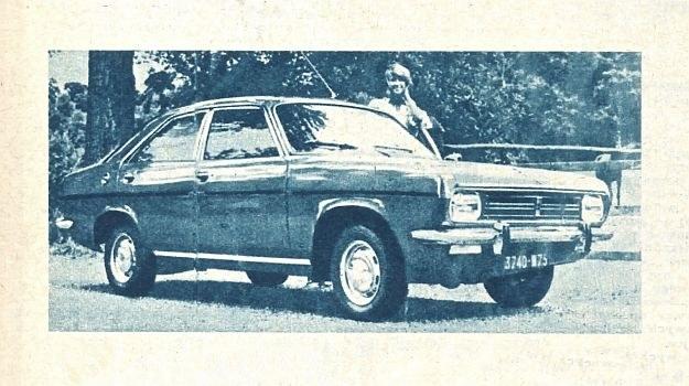 Ten Chrysler 160 to produkt francuskiej firmy SIMCA, która nowe modele już nie wytwarza pod tradycyjną nazwą. /Chrysler