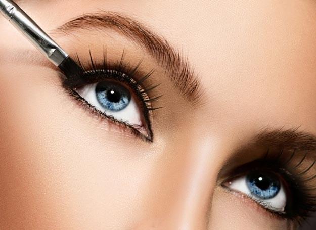 Ten makijaż nigdy nie wyjdzie z mody /©123RF/PICSEL