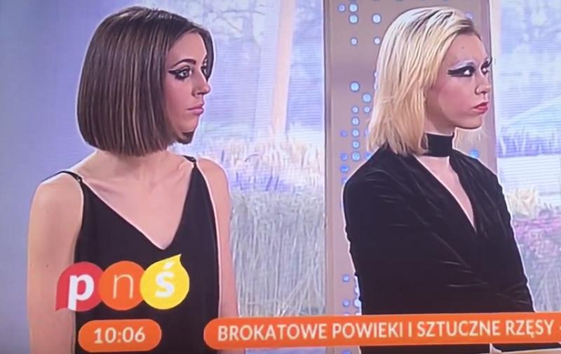Ten makijaż zrobił prawdziwą furorę! /Dziewczyna Programisty /YouTube