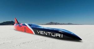 Ten samochód elektryczny osiągnie prędkość 600 km/h