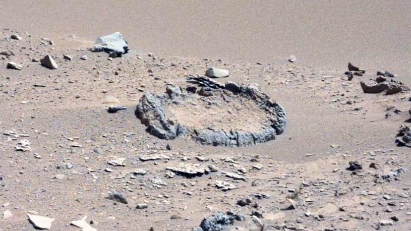 Ten skalisty krąg musieli powołać do życia kosmici /materiały prasowe