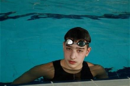 Ten skromny chłopak to prawdziwy tytan pracy / fot. Krzysztof Kaczorowski /Gazeta Codzienna